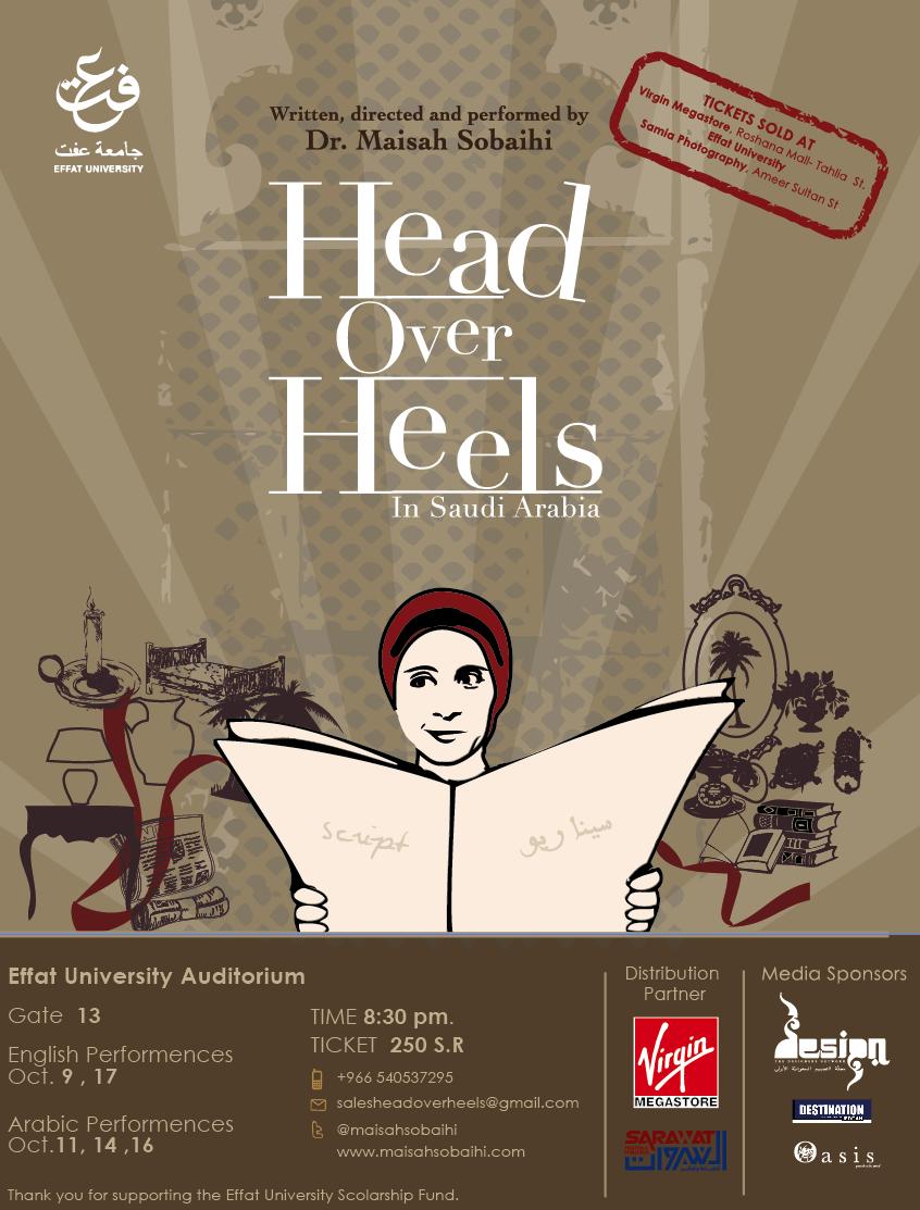 review of head over heels