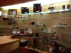 Teayana Tea Sets on Display Jeddah Saudi Arabia