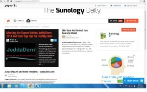 Sunology