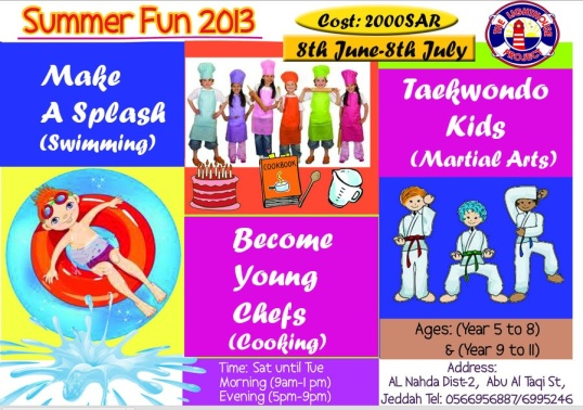 Hope Summer Club