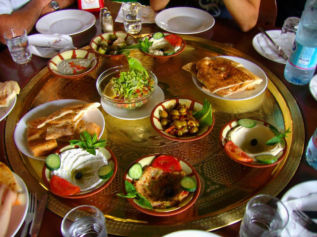 Sharing Suhoor with friends and family, Jeddah