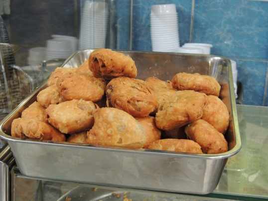 The delicious and crispy Kachori is similar to a sambosa and is an age-old tradition for the Eid season.