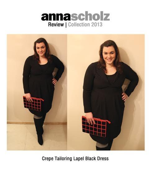 Crepe Tailoring Dress