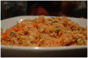 PF Chang's Fried Rice with Chicken.