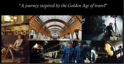 Carolina Herrera Golden Age of Travel