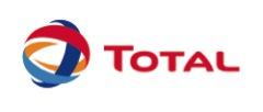 Total logo, Jeddah, Saudi Arabia