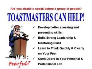 toastmasters 2