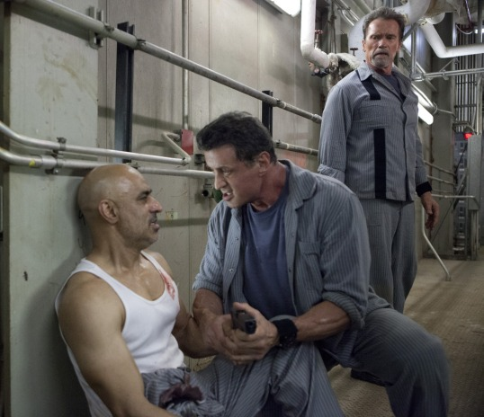 Faran Tahir in Escape Plan [3]-1