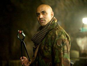 Faran Tahir as Raza in Iron Man