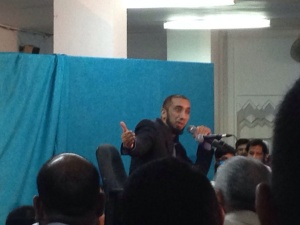 Nouman Ali Khan speaking about Islam