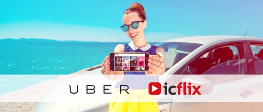 icflix and Uber promotion
