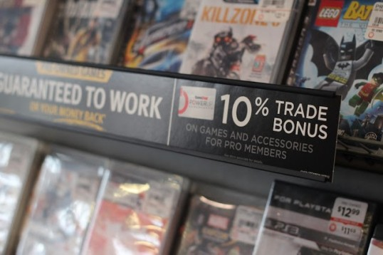 Used games, trade ins and customer loyalty programs. Things that no retailer in Jeddah does.