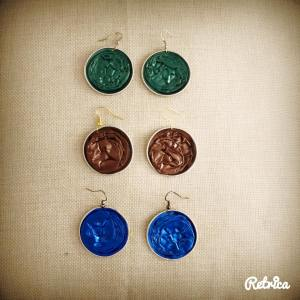 nespresso earrings