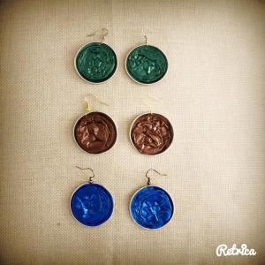 nespresso earrings