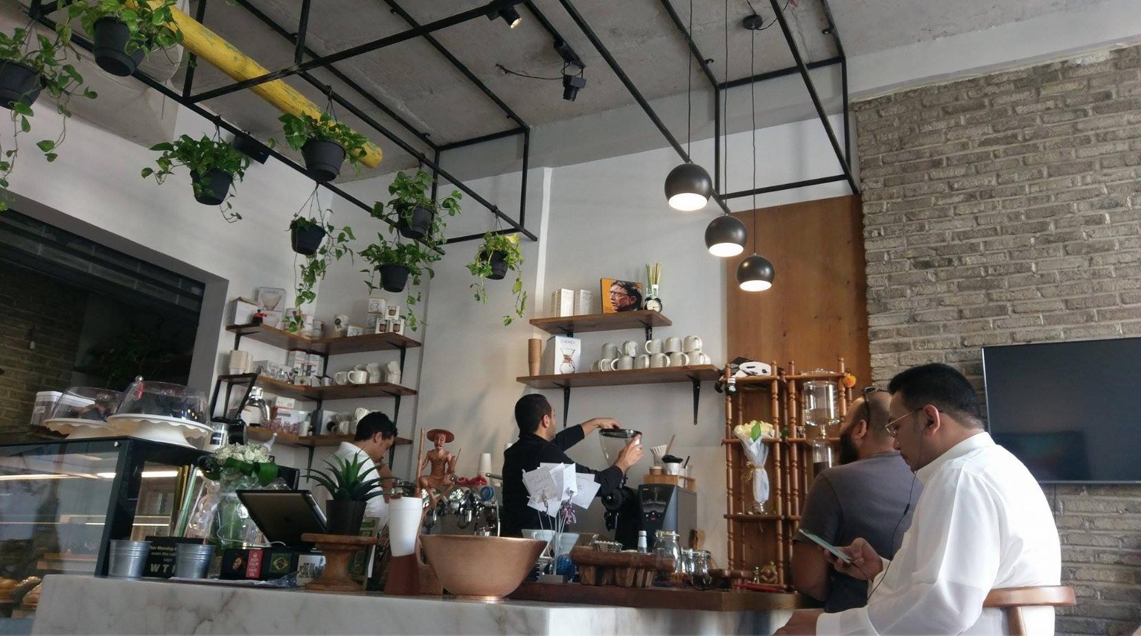 Caffeine Lab Jeddah Blog