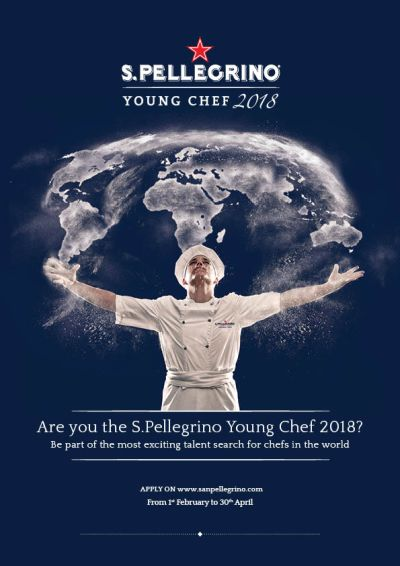 S. Pellegrino Young Chef Award 2018